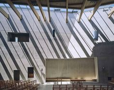 Double Church For Two Faiths, Freiburg im Breisgau, Germany // Kister Scheithauer Gross Architects And Urban Planners