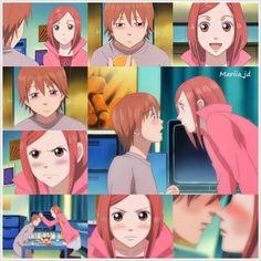 Atsushi kun--(Otani).---Risa chan.Lovely Complex*