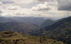 Sorata,Bolivia. Turned 32 here