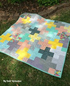 My Quilt Infatuation: Absolutely, Positively