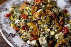 Pesto Quinoa Recipe