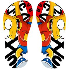 Estampa para chinelo Os Simpsons 000887 Casual Dress Outfits, Cheap Outfits, Disney Shoes, Cheap Clothes, Diy Wedding, Wedding Cakes, Beagle, Hulk, Tigger