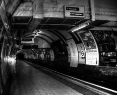 London-Early in the morning in the Tube by Francesco Cetta on 500px