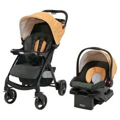Graco Verb travel system in Sunshine, $149 at Target