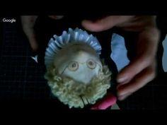 Вебинар.Елена Диденко.Кукла по картине Гапчинской - Я твой Ангел.