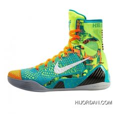 84cb434af2f4 Nike Kobe 9 Elite