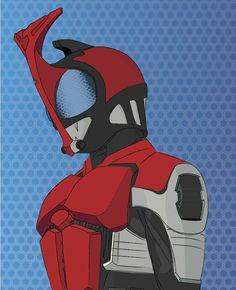 Kabuto Kamen Rider Kabuto, My Character, Power Rangers, Spiderman, Superhero, Fictional Characters, Art, Ideas, Videogames