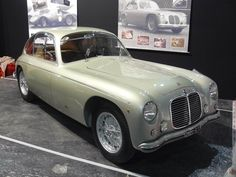From Wikiwand: The one-off A6 1500 Zagato Panoramica.