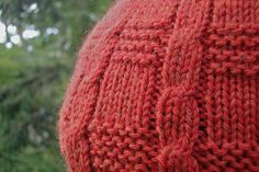 THIS PATTERN HAS MOVED! Please follow this link to my new blog, Earth Morning, for the Shilling hat. It's finished! The Shilling hat is now available for free. And here is the Ravelry lin...