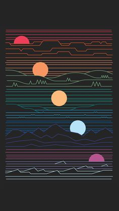Music Shop Vector Illustration by danjazzia on Iphone Background Wallpaper, Tumblr Wallpaper, Galaxy Wallpaper, Aesthetic Iphone Wallpaper, Cool Wallpaper, Wallpaper Quotes, Aesthetic Wallpapers, Hippie Wallpaper, Artistic Wallpaper