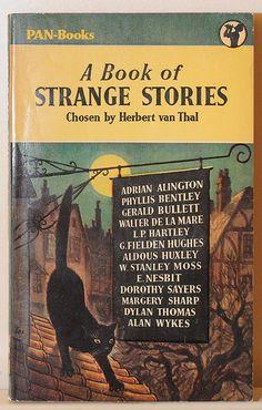A Book of Strange Stories by alexisorloff, via Flickr