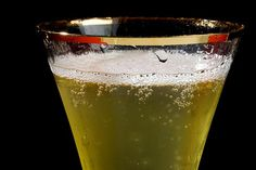 The Academy Sparkler -- Toast the Oscars with this simple, sophisticated cocktail made from spiced orange syrup and a bit of bubbly