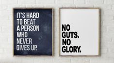 It's Hard To Beat a Person Who Never Gives up Babe Ruth image 5 Glory Quotes, Babe Ruth Quotes, Vintage Sports Decor, Art Sport, Great Inspirational Quotes, Motivational, Home Designer, Professional Photo Lab, Office Art