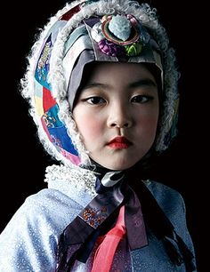 modern times, hanbok, traditional clothing