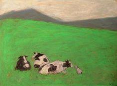 Doris Meets Ms Moosh (unframed) | John Noott Galleries