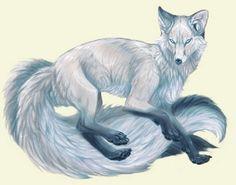 I Love Kitsunes