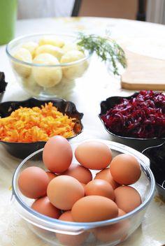 Beikost-Rezept: Gemüsebrei mit Ei oder Fisch (Bildquelle: istock)