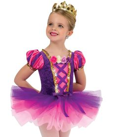 16131 - Morning Suite Short Tutu by A Wish Come True