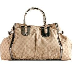 Gucci 'Pop Bamboo' Large Tote