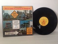 Put the Hammer Down Vinyl Country Various Music Artist with Merle Haggard  #HonkyTonk