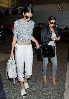 Celebrity Travel Style   POPSUGAR Fashion