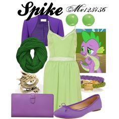 """Spike"" by me123456 on Polyvore"