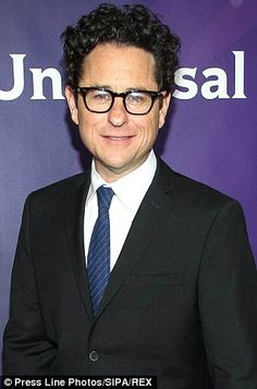 New director: J.J. Abrams takes the helm of Star Wars: Episode VII...