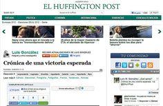 Primer post en el Huffington. Aquí va mi primer post en mi blog para el Huffington, sobre una imagen de Emmanuelle Brisson (mil gracias, Emma): www.huffingtonpost.es/luis-gonzalez/cronica-de-una-victor.... A partir de ahora, publicaré diferentes post sobre fotografías que están en lugares como flickr, 500px, etc.  Podéis compartir el artículo vía facebook, twitter, mail... y también recibir actualizaciones del blog. Cualquier impresión y comentario es bienvenido.
