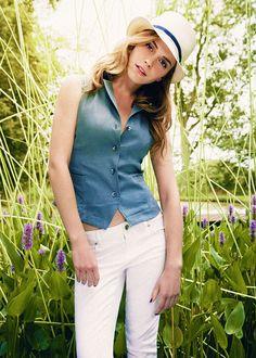 Emma Watson http://www.janicemodel.com/