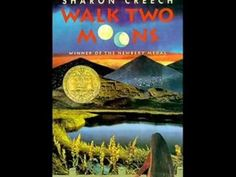Walk Two Moons (Sharon Creech) Book Trailer by Mr. Wilson - YouTube