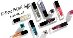 Julep's got the 12 free full size nail polishes again. Better snag it now before it's gone!