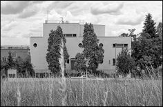 Ladislav Zak - Villa Lida Baarova [1937] Prague, Modern Architecture, Real Life, Mid Century, Modernism, Deco, City, Villas, 1920s