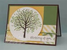 sheltering tree stampin up - - Yahoo Image Search Results