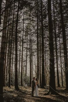 Ellen & Josh's Romantic Woodland Barn Wedding Woodland Wedding Dress, Woodland Wedding Venues, Barn Wedding Dress, Woodland Wedding Inspiration, Woodsy Wedding, Wedding In The Woods, Forest Wedding, Mix Match Bridesmaids, Forest Theme
