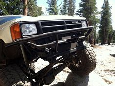 Front Bumper Installation Pictures | Marlin Crawler, Inc.