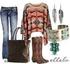 fall style; a little out of my comfort zone, but i'm liking it! :)