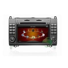 Tableau de Bord voiture DVD système navigation GPS stéréo pour Mercedes-Benz B Class W245 avec Radio TV Bluetooth Ipod