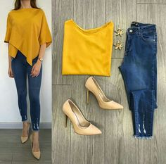 Casual Work Outfits, Business Casual Outfits, Chic Outfits, Trendy Outfits, Look Fashion, Hijab Fashion, Korean Fashion, Fashion Outfits, Womens Fashion