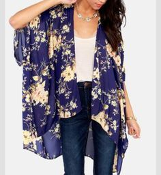 in love with kimonos