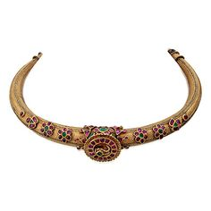 AN IMPORTANT PERIOD GEMSET 'HASLI' NECKLACE-