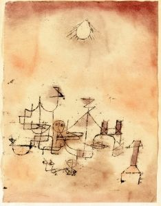 North African - Paul Klee - The Athenaeum