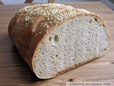 Chleb pszenny – przepis podstawowy