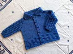 Ravelry: Project Gallery for Seamless top down cardigan pattern by OGE Knitwear Designs