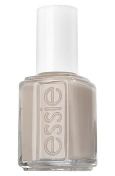 Essie Sand Tropez- the perfect neutral, I've been wearing it non-stop!