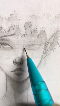 How to draw the other eye ✏️👀✨