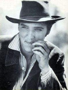 Elvis during Love me Tender