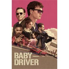 Baby Driver by Edgar Wright