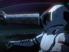 Netflix recently debuted it's first original anime series Knights of Sidonia! Check this sci-fi thriller and binge watch it with us!