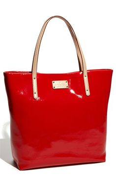 I could literally have everything in my wardrobe (shoes, purses, clothes, etc.) Kate Spade