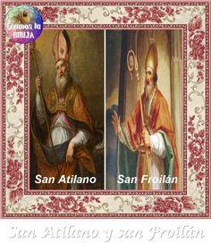 Leamos la BIBLIA: San Atilano y San Froilán